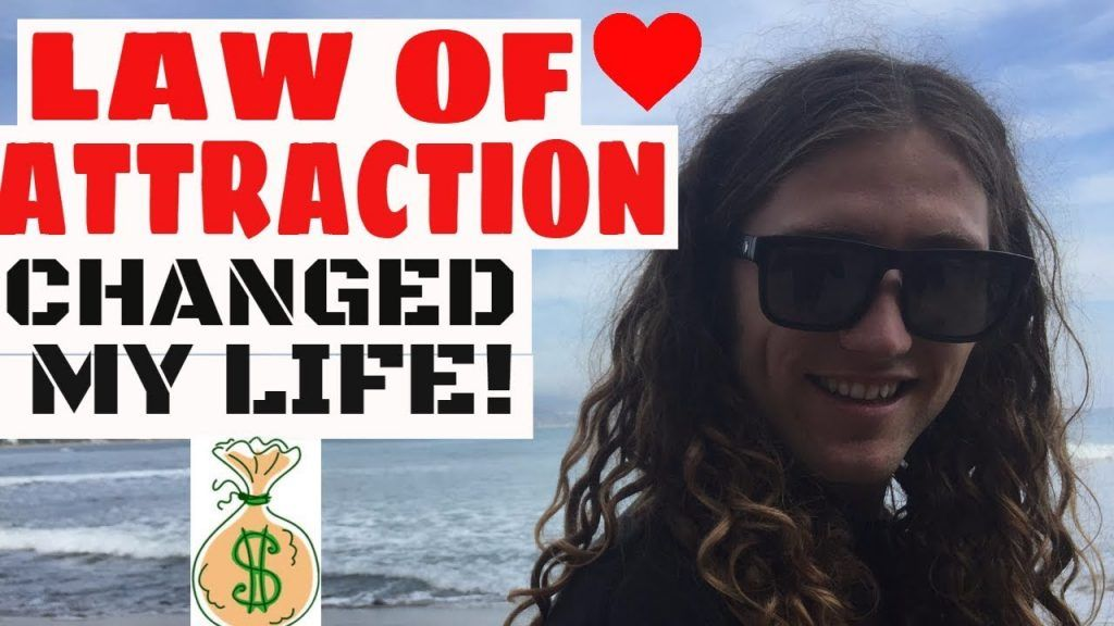 law of attraction change my life