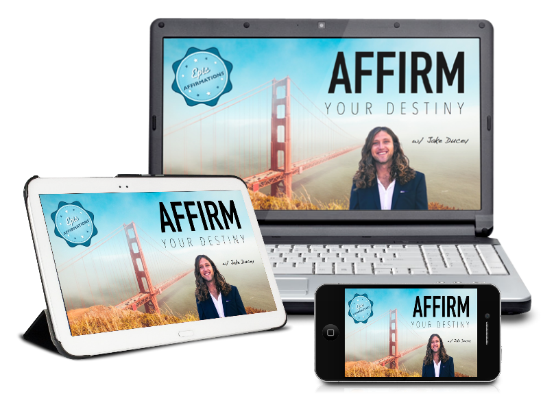 Affirm Your Destiny Products