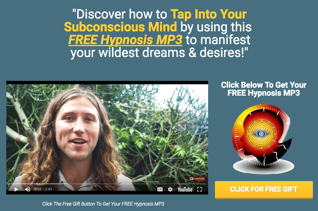 Free Success Hypnosis MP3