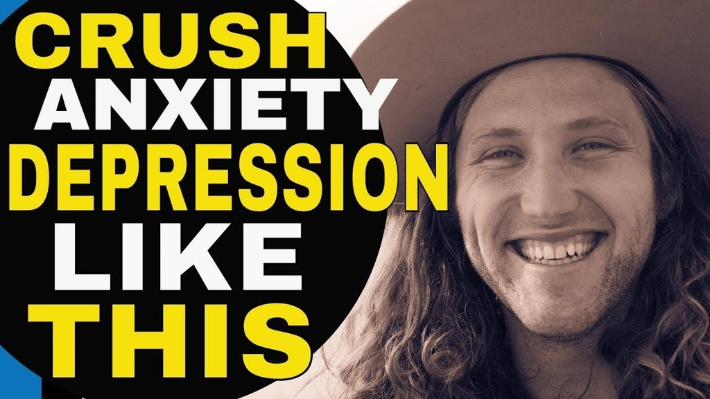 how to get rid of anxiety and depression