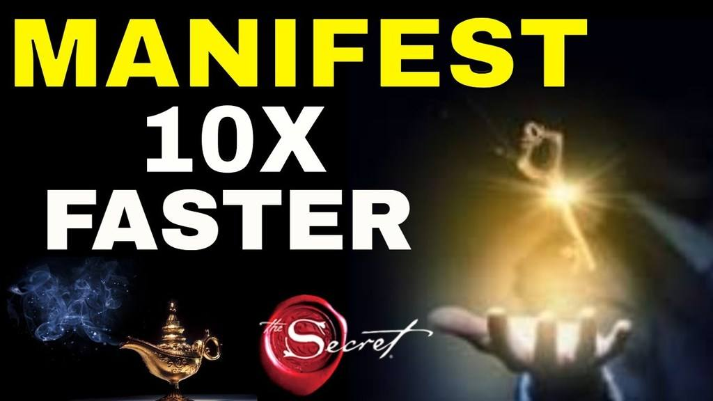 Speed Up Your Manifestations