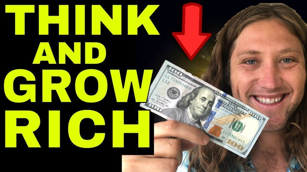 think and grow rich law of attraction