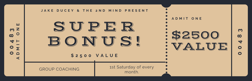 2nd Mind Super Bonus