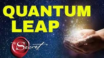 attract a quantum leap