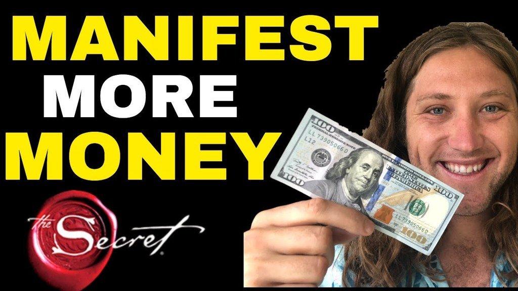 manifest more money fast
