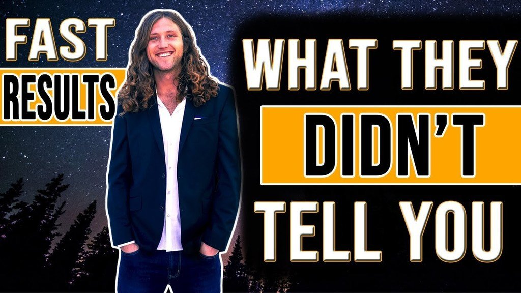 what they didn't tell you about manifesting