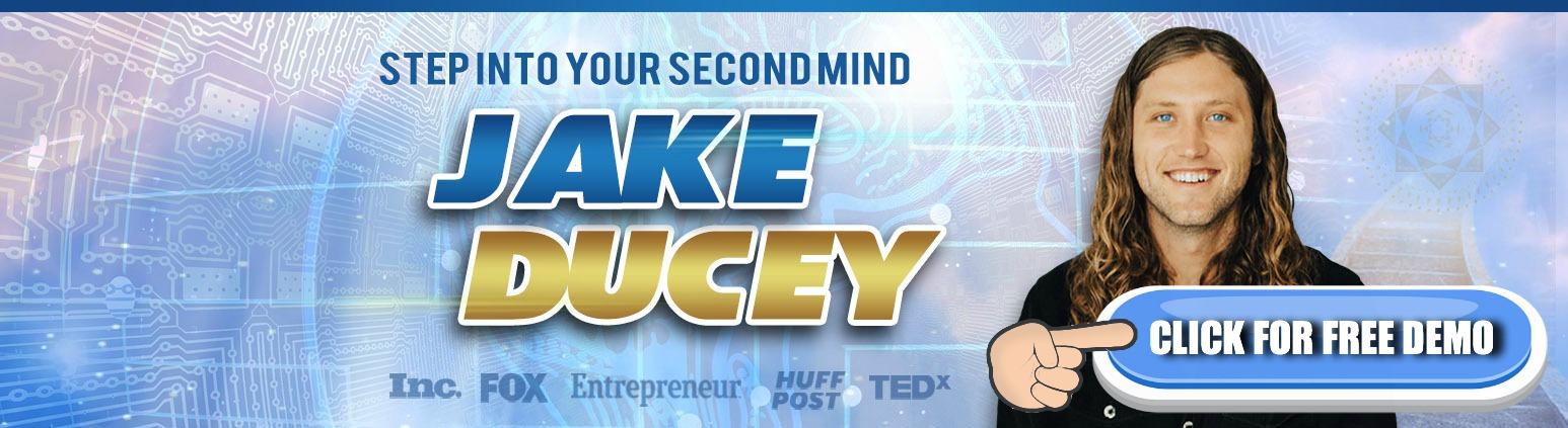 Jake Ducey 2nd Mind Free Demo Banner