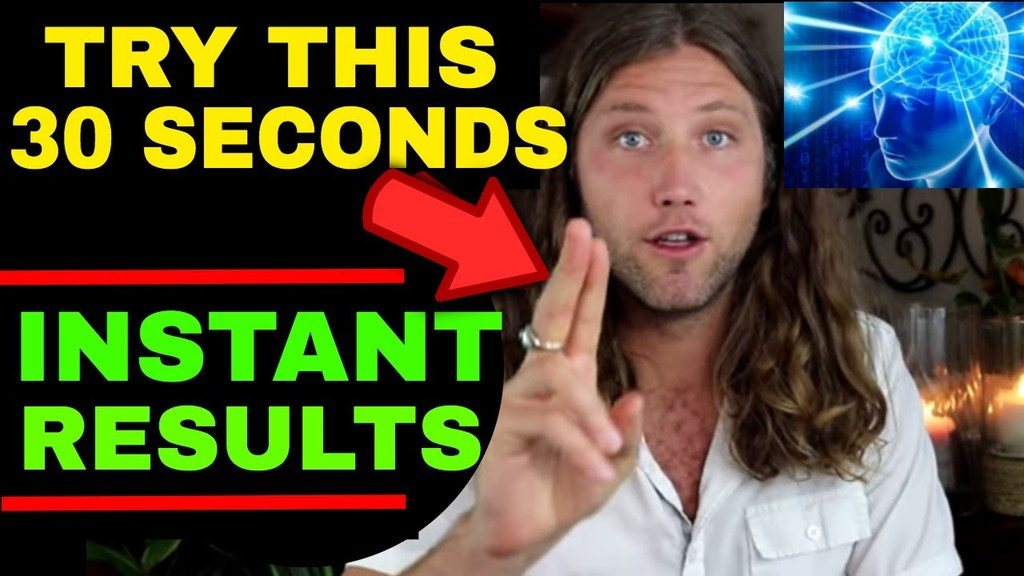 how to reset your brain in 30 seconds