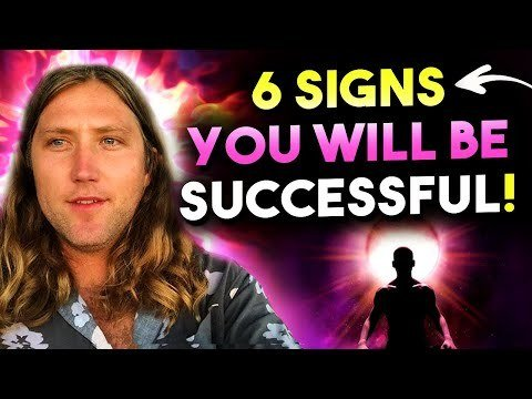 6 signs you will be successful