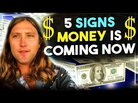 money is coming