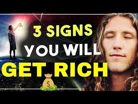 3 signs money is coming to you now